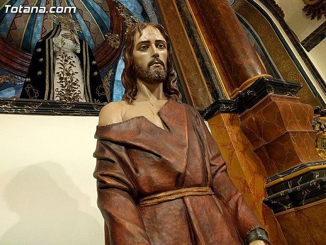 Los vecinos de Totana mostraron su devoción al Cristo de Medinaceli y a Jesús Cautivo, Foto 2