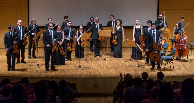El Auditorio Víctor Villegas acoge un concierto de Cammerata de Murcia junto a La Tempestad - 1, Foto 1