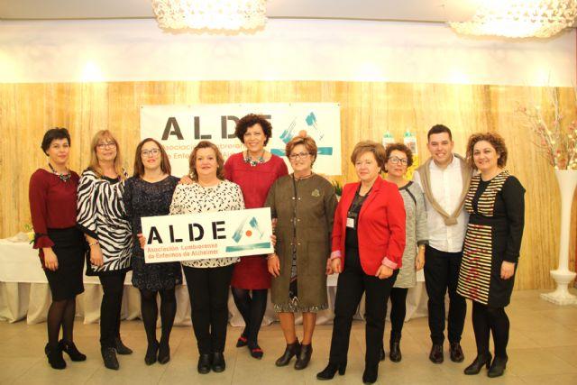 La Asociación de Enfermos de Alzheimer ALDEA celebra su tradicional gala benéfica - 1, Foto 1