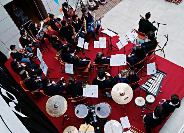 La banda-escuela inicia la temporada 2017 de conciertos de la Asoc. Musical 'Maestro Eugenio Calderón' - 3, Foto 3