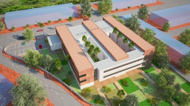 El Ayuntamiento concede la licencia para ejecutar las obras de construcción del nuevo IES Valle de Leiva, Foto 1