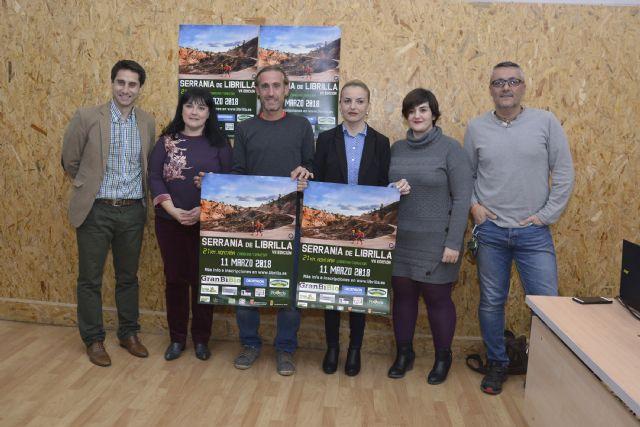 Presentados los VII 21km. Serranía de Librilla - 1, Foto 1