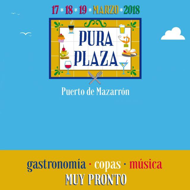 La plaza de abastos de Puerto de Mazarrón acogerá un nuevo evento gastronómico, Foto 1
