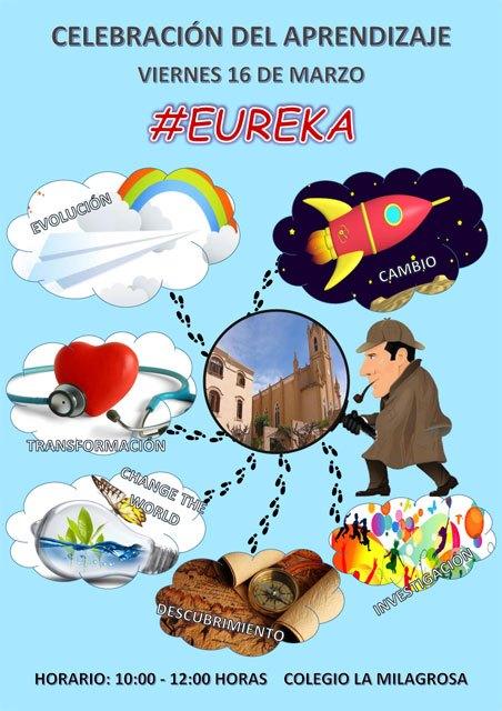 El Colegio La Milagrosa de Totana organiza la jornada de aprendizaje Eureka, Foto 2