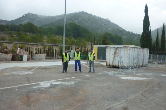 El ecoparque se ha remodelado para mejorar el servicio y albergar contenedores que ensuciaban el camping - 2, Foto 2