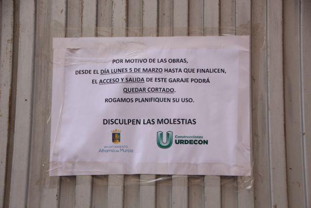 Comienzan las obras de plataforma única en la calle Parricas y renovación de redes de agua y saneamiento en la avenida España, Foto 4