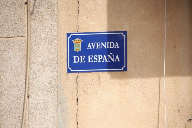 Comienzan las obras de plataforma única en la calle Parricas y renovación de redes de agua y saneamiento en la avenida España, Foto 6