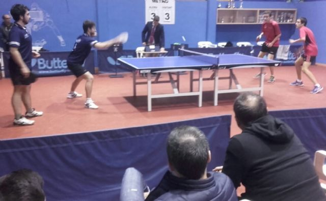 2nd national group 8: Alzira tt Metro 3- Totana Promesas 4 - 4