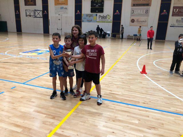 Resultados final del campeonato 3x3 de basket benjamín, Foto 3
