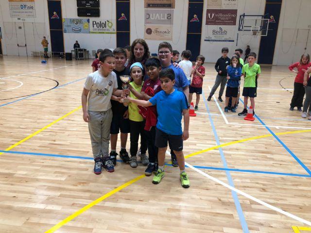 Resultados final del campeonato 3x3 de basket benjamín, Foto 5
