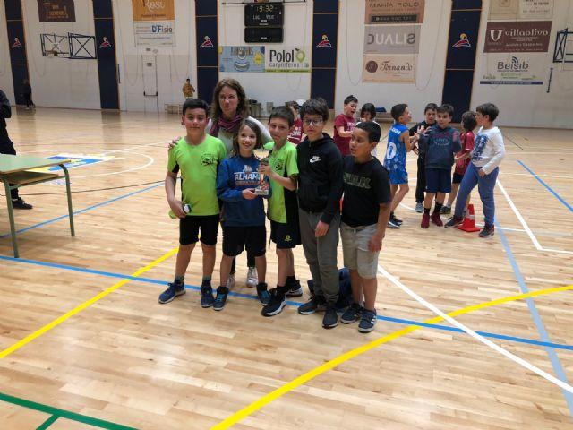 Resultados final del campeonato 3x3 de basket benjamín, Foto 6