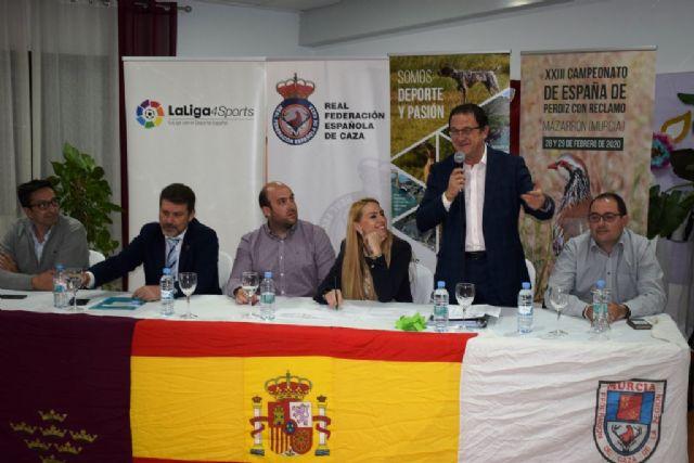 Antonio Pons y su reclamo Cap Blanc se imponen en el XXIII Campeonato de España de perdiz con reclamo - 3, Foto 3