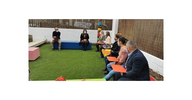 El colegio Virgen de las Maravillas de Cehegín gana zonas de sombra y espacios de juego gracias al programa 'Aire Limpio' - 1, Foto 1