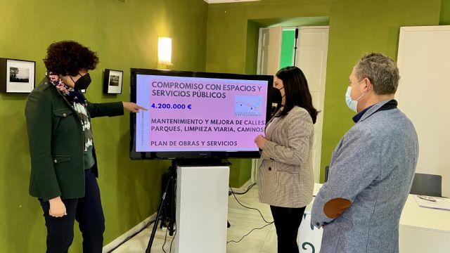 Puerto Lumbreras presenta unos presupuestos 2021 de gran compromiso social y que ayudarán a la reactivación económica del municipio - 1, Foto 1