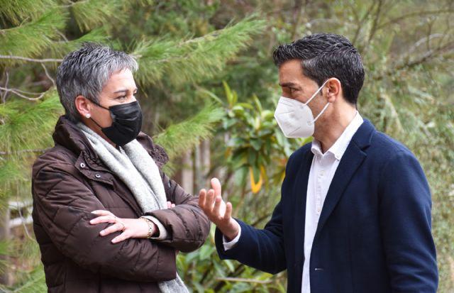 El eurodiputado Marcos Ros visita Calasparra, para participar en una jornada de trabajo sobre los fondos europeos - 1, Foto 1