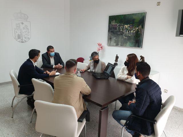 El eurodiputado Marcos Ros visita Calasparra, para participar en una jornada de trabajo sobre los fondos europeos - 3, Foto 3