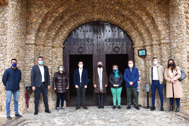 El eurodiputado Marcos Ros visita Calasparra, para participar en una jornada de trabajo sobre los fondos europeos - 4, Foto 4