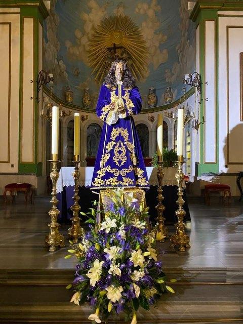 Los vecinos de Totana celebran la secular festividad del Cristo de Medinaceli - 3, Foto 3