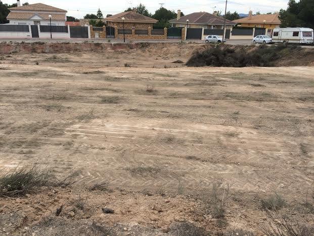 Limpian varias parcelas de propiedad municipal en la urbanización La Charca, Foto 7
