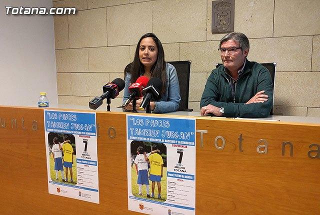 La charla Los padres también juegan tendrá lugar el próximo jueves en La Cárcel, Foto 1