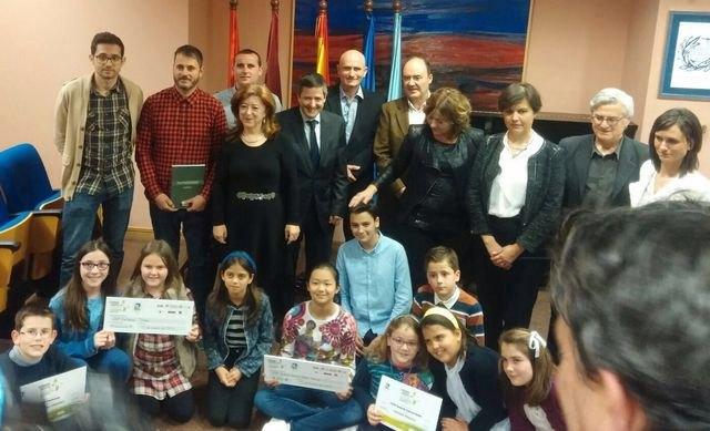 El CEIP Deitania obtiene el 2º premio en la II edicion del Concurso de Huertos Escolares Ecológicos, Foto 2