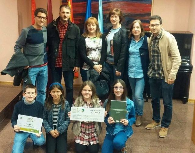 El CEIP Deitania obtiene el 2º premio en la II edicion del Concurso de Huertos Escolares Ecológicos, Foto 3