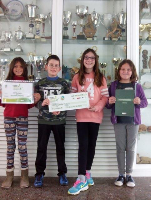 El CEIP Deitania obtiene el 2º premio en la II edicion del Concurso de Huertos Escolares Ecológicos, Foto 4