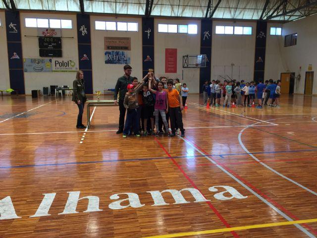 Competición de multidorte escolar, Foto 1