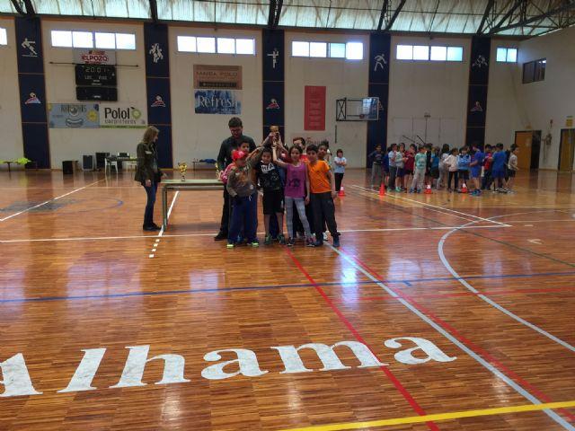 Competición de multidorte escolar, Foto 2
