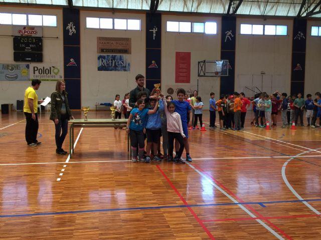 Competición de multidorte escolar, Foto 5