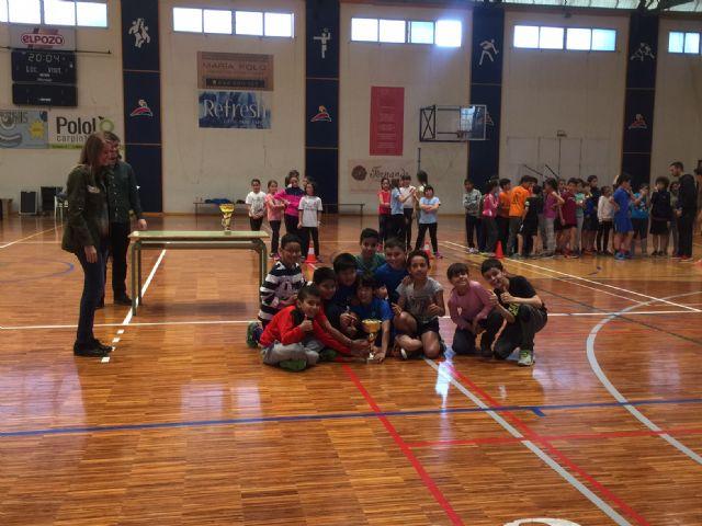Competición de multidorte escolar, Foto 6