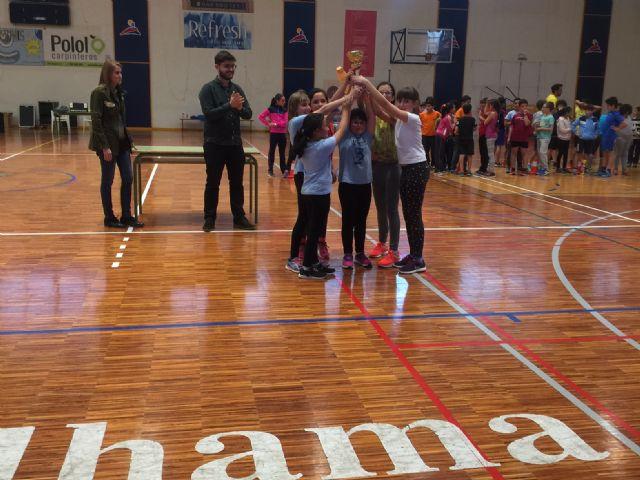 Competición de multidorte escolar, Foto 7