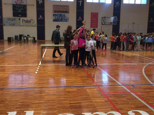 Competición de multidorte escolar, Foto 8