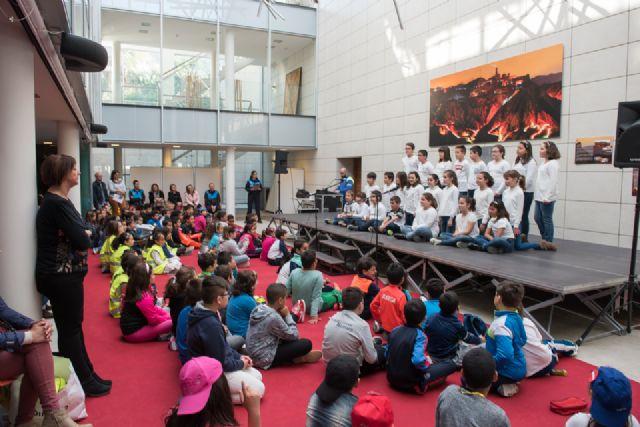 Escolares del municipio participan en el VI festival de Educación Vial, Foto 1