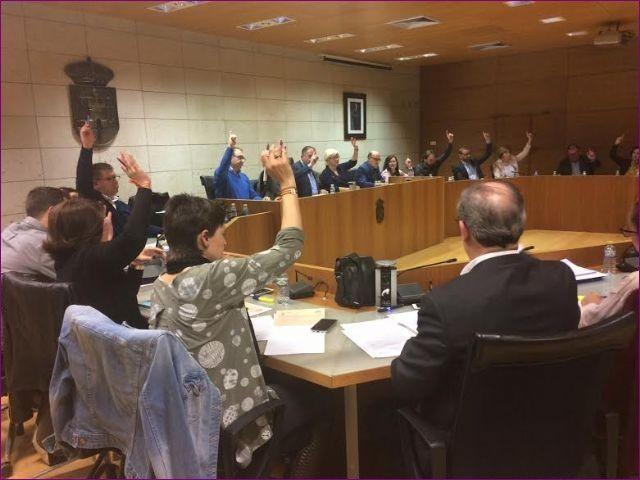 El Ayuntamiento celebra mañana un pleno extraordinario para modificar las condiciones de los préstamos formalizados con el Fondo de Ordenación hasta 2016, Foto 1