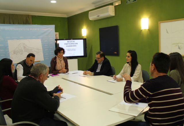 El Ayuntamiento de Puerto Lumbreras pone en marcha los presupuestos participativos - 1, Foto 1