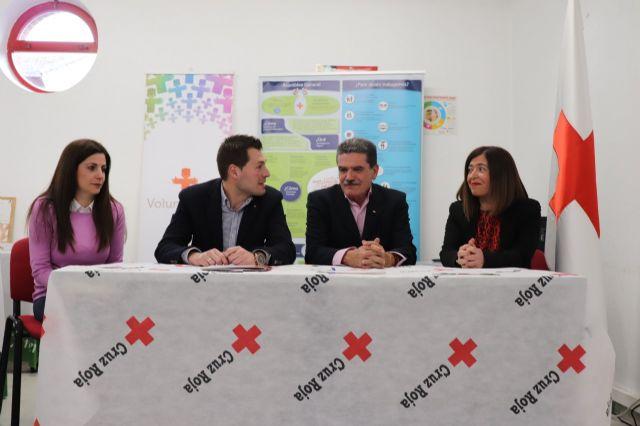 La Institución Humanitaria ha estrenado su nueva sede, que se encuentra en la primera planta del Centro Cultural Adolfo Suárez - 3, Foto 3