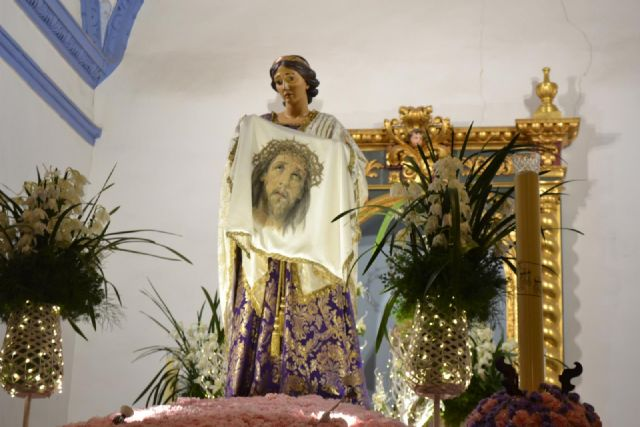 The Brotherhood of La Verónica welcomes the complete transfer of the titular image to the brotherhood