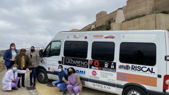 El Ayuntamiento de Puerto Lumbreras reafirma su apoyo a la asociación ALDEA para reforzar el servicio que presta a los enfermos de Alzheimer - 2, Foto 2