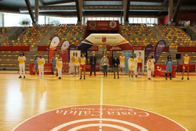 El deporte federado llevará la marca ´Región de Murcia´ en sus equipaciones deportivas - 1, Foto 1