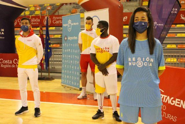 El deporte federado llevará la marca ´Región de Murcia´ en sus equipaciones deportivas - 2, Foto 2