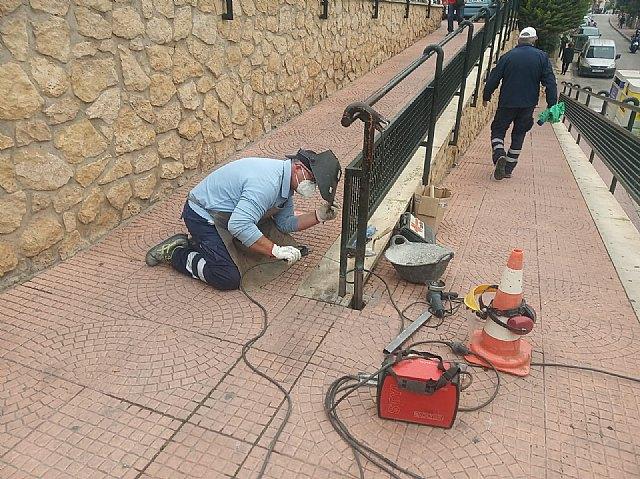 Brigada municipal: trabajos del 5 y 6 de abril - 2, Foto 2