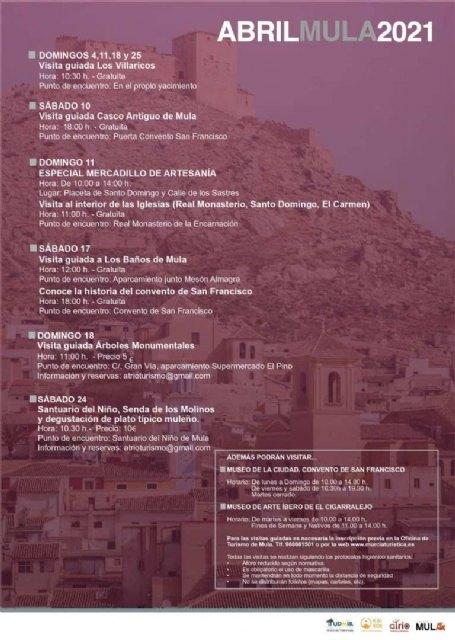 Turismo organiza diversas propuestas de ocio y tiempo libre para poner en valor los recursos del municipio - 1, Foto 1