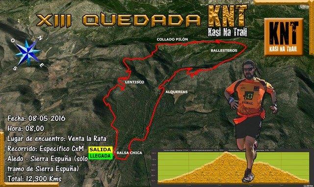 """La XIII quedada del grupo de amigos de la montaña """"Kasi n� trail"""" tendr� lugar el pr�ximo domingo, Foto 1"""