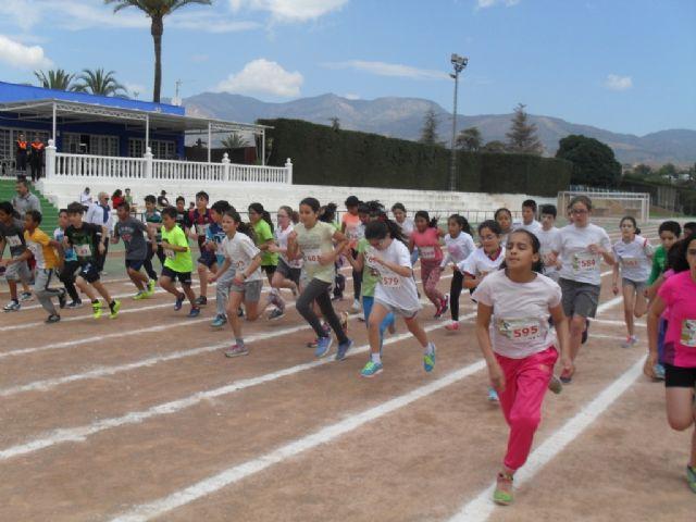 La fase local de atletismo de Deporte Escolar contó con la participación de 98 escolares, Foto 6