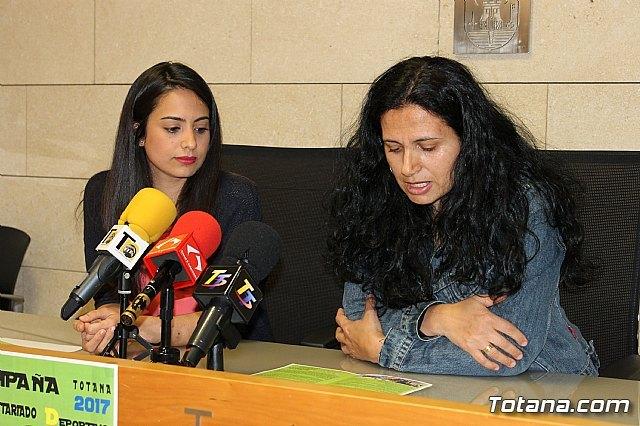 La Concejalía de Deportes promueve una campaña de captación para incentivar el voluntariado deportivo en Totana, Foto 3
