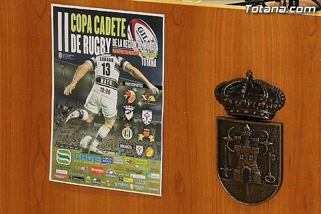 Totana acogerá la II Copa Cadete de Rugby de la Región de Murcia el próximo 13 de mayo, Foto 2