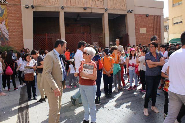 La XIII Marcha Solidaria Por el Alzheimer, que organiza AFADE Alcantarilla logra una edición más a cientos de participantes en la misma - 1, Foto 1