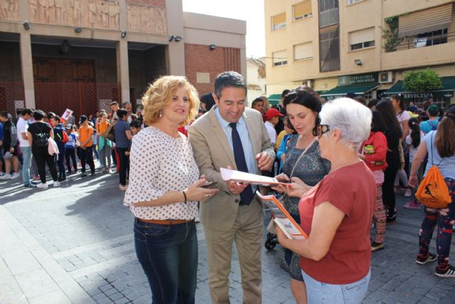 La XIII Marcha Solidaria Por el Alzheimer, que organiza AFADE Alcantarilla logra una edición más a cientos de participantes en la misma - 3, Foto 3