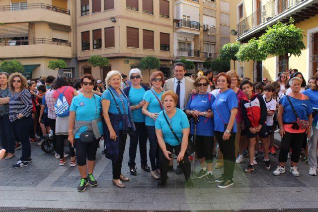 La XIII Marcha Solidaria Por el Alzheimer, que organiza AFADE Alcantarilla logra una edición más a cientos de participantes en la misma - 4, Foto 4